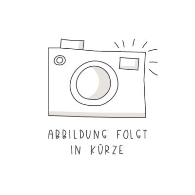 Briefumschlag Regenbogen Kleckse