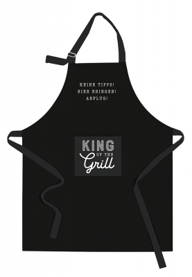 King of the Grill...