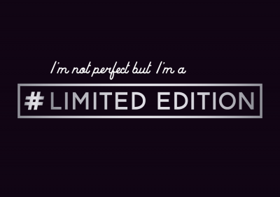 I`m not perfect