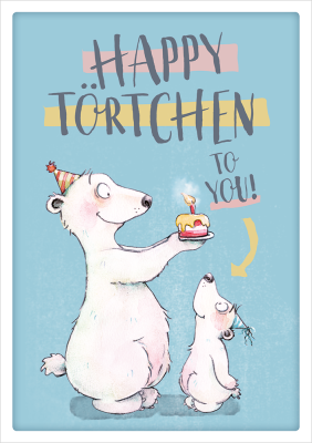 Happy Törtchen to you!