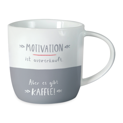 Motivation ist...