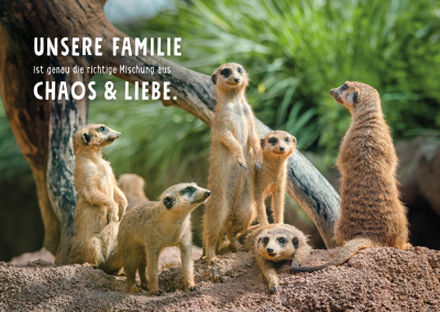 Unsere Familie...