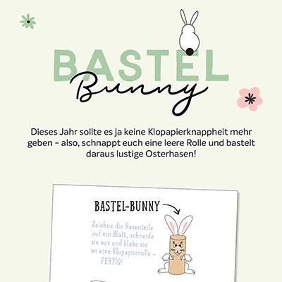 Bastel Bunny