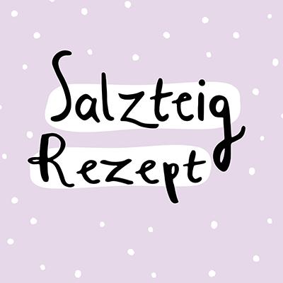Salzteig selbermachen