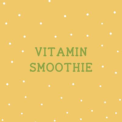 Bananen-Avocado-Smoothie